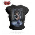 "T-shirt ""Water Dragon Girly"" Femme"