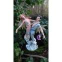 """Couple de Fées faerie glen """"Devonise"""""""